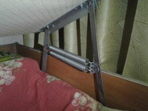 Идентификация петель для мягкой мебели