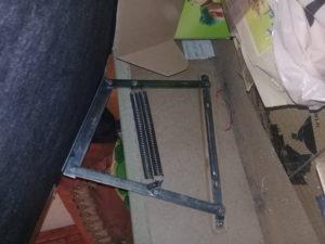 Идентификация механизмов для мягкой мебели